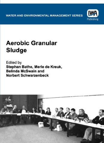 9781843395096: Aerobic Granular Sludge (Water and Environmental Management Series (WEMS))