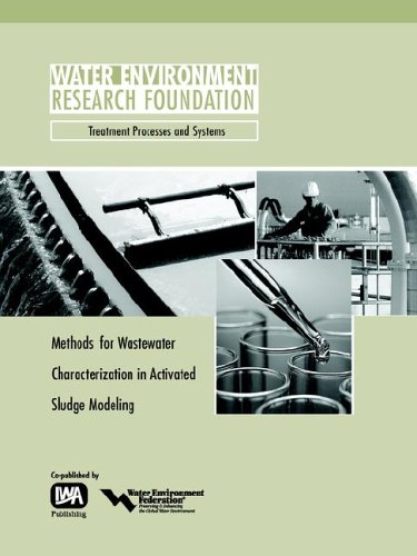 Methods for Wastewater Characterization in Activated Sludge: Melcer, H.