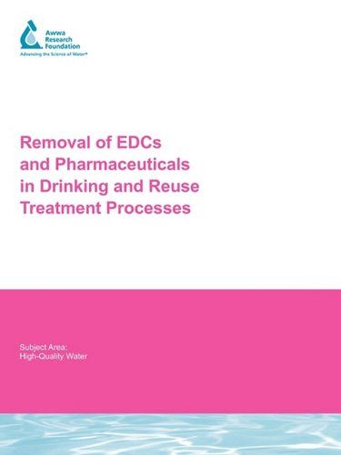 Removal of Edcs and Pharmaceuticals in Drinking Water