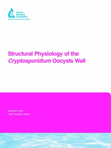 9781843399056: Structural Physiology of the Cryptosporidium Oocyst Wall (Awwa Research Foundation Reports)