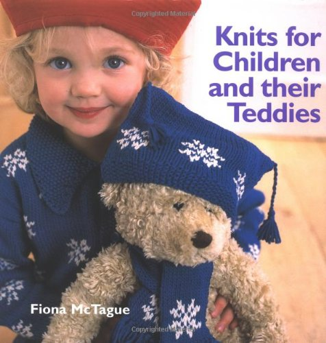 9781843400202: Knits for Children and Their Teddies