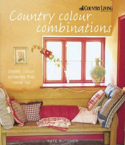 9781843400585: Country Living: Country Colour Combination