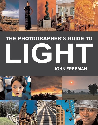 9781843400851: The Photographer's Guide to Light: A Complete Masterclass