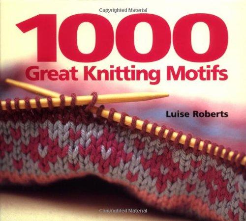 9781843400929: 1000 Great Knitting Motifs