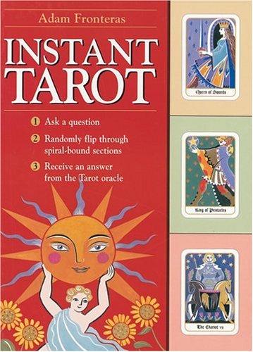 9781843401032: Instant Tarot