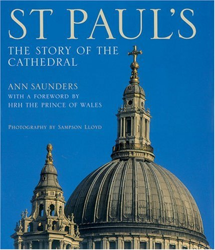 9781843401391: SAINT PAUL'S: The Story of the Cathedral