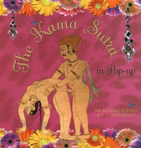 9781843401599: The Pop-Up Kama Sutra