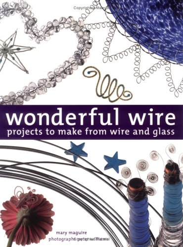 Wonderful Wire: Projects to Make from Wire and Glass: Maguire, Mary