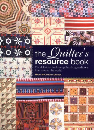 9781843402121: Quilter's Resource Book