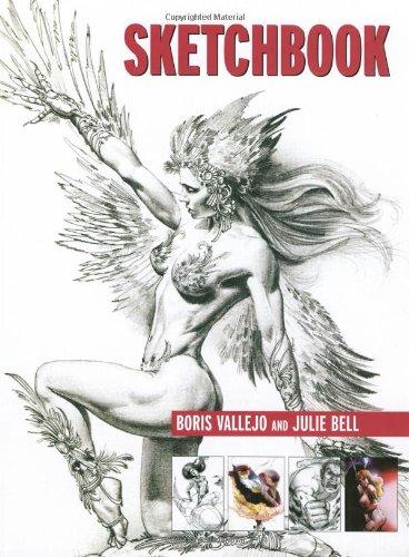 The Sketchbook: Vallejo, Boris; Bell, Julie; Nigel Suckling