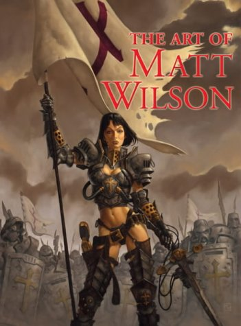 9781843402374: The Art of Matt Wilson
