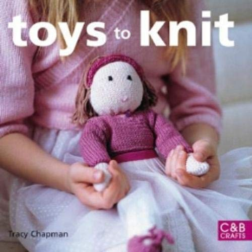 9781843403050: Toys to Knit
