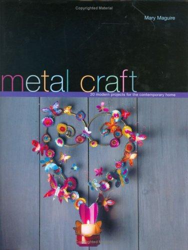 9781843403081: Metalcraft