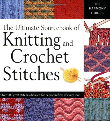 9781843403272: The Ultimate Sourcebook of Knitting and Crochet Stitches