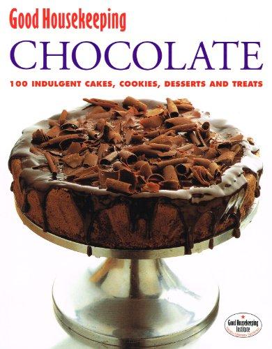 9781843404293: Good Housekeeping : Chocolate : 100 indulgent Cakes , Cookies , Desserts And Treats :
