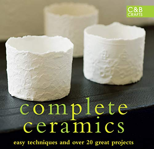 9781843404828: Complete Ceramics: Easy techniques and over 20 great projects: Easy Techniques and 25 Great Projects (The Complete Craft Series)