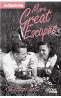 9781843405184: More Great Escapes: A Short Story Collection (Good Housekeeping)