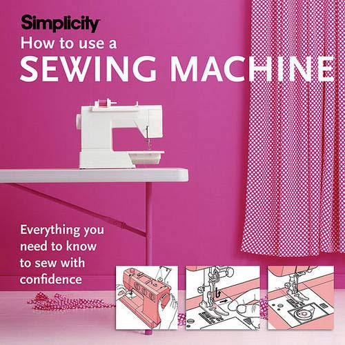 9781843405542: Simplicity How to Use a Sewing Machine