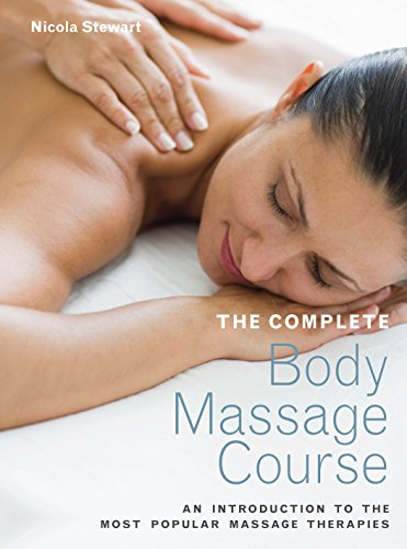 9781843405702: The Complete Body Massage Course
