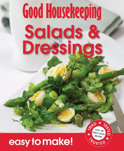 9781843406563: Good Housekeeping Easy to Make! Salads & Dressings: Over 100 Triple-Tested Recipes