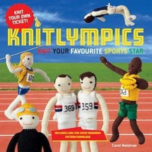 9781843406709: Knitlympics: Knit Your Favourite Sports Star