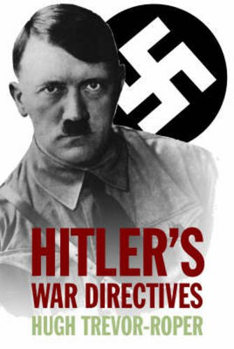 9781843410140: Hitler's War Directives 1939-1945