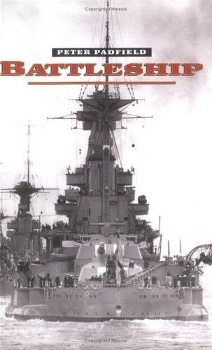 BATTLESHIP: New Edition: Padfield, Peter