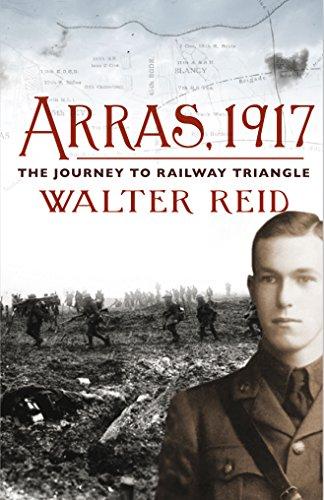 9781843410546: To Arras, 1917: A Volunteer's Odyssey