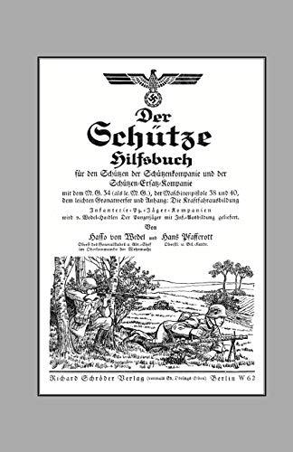 9781843424611: Der Schutze Hilfsbuch (Rifleman's Handbook): Der Schutze Hilfsbuch (Rifleman?S Handbook)