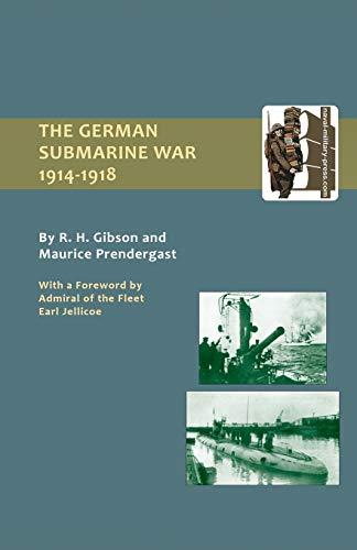 9781843425359: GERMAN SUBMARINE WAR 1914-1918
