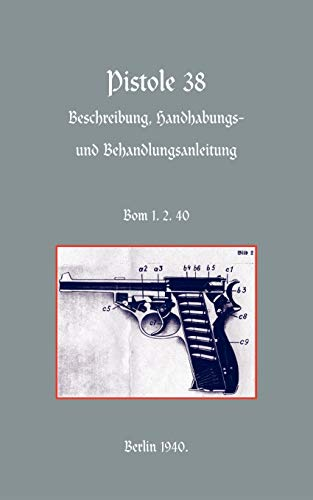 WALTHER P38 PISTOL: German Army, Army;