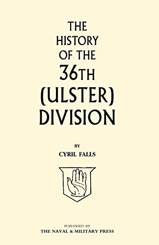 9781843426448: History of the 36th (Ulster) Division