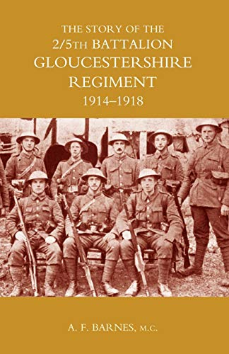 9781843427582: Story Of The 2/5Th Battalion The Gloucestershire Regiment 1914-1918: Story Of The 2/5Th Battalion The Gloucestershire Regiment 1914-1918