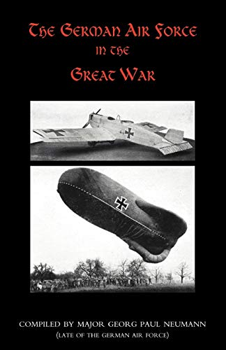 9781843429111: The German Air Force in the Great War