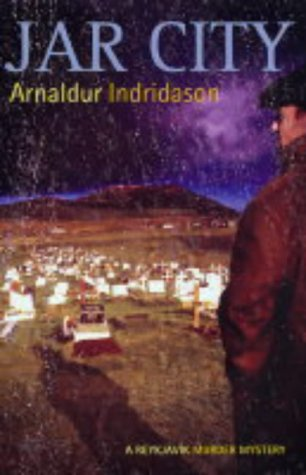 JAR CITY: Indridason, Arnaldur