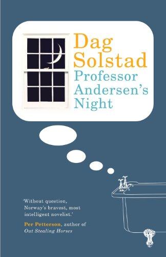 9781843432128: Professor Andersen's Night