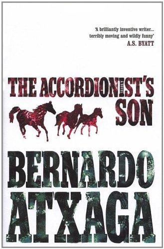 9781843432807: The Accordionist's Son