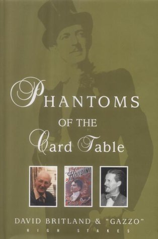 9781843440031: Phantoms of the Card Table (High Stakes: Cards)