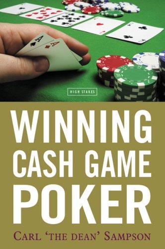9781843440475: Winning Cash Game Poker
