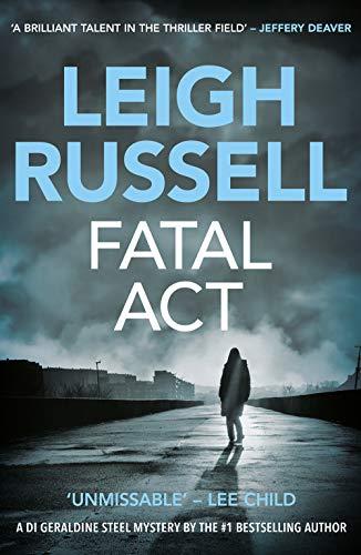9781843442042: Fatal Act (Di Geraldine Steel 6)