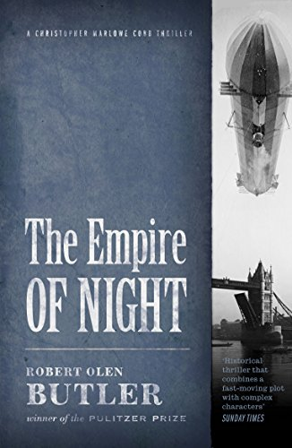 9781843445715: The Empire of Night (Christopher Marlowe Cobb Thriller)
