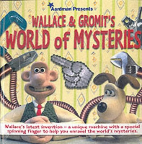 9781843470298: Wallace and Gromit's World of Mysteries (Wallace & Gromit)