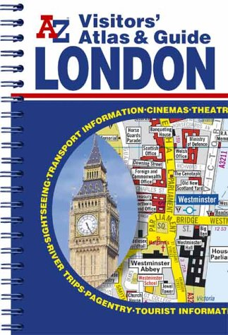 A-Z Visitors' London Atlas and Guide: Geographers' A-Z Map