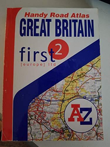 Handy Road Atlas Great Britain: A-Z Map Company