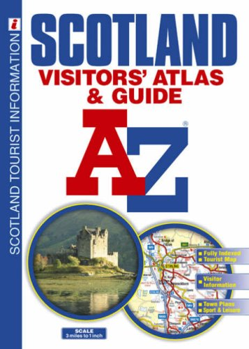 9781843481751: Scotland: Visitor's Atlas and Guide (Visitors Atlas & Guide)