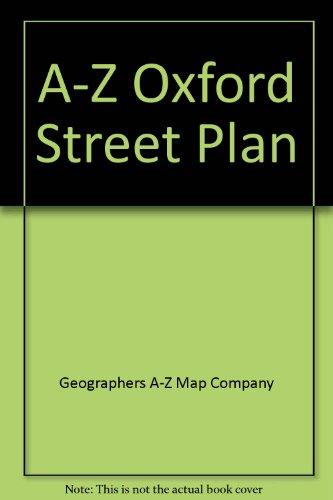 9781843482109: A-Z Oxford Street Plan