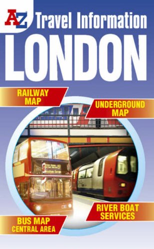 London Travel Information: Mini Map: Geographers' A-Z Map Co Ltd