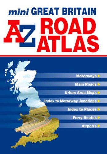 9781843483359: Great Britain Mini Road Atlas
