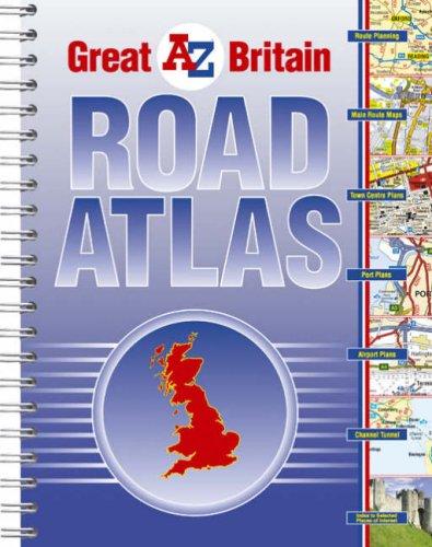 9781843483427: Great Britain Road Atlas