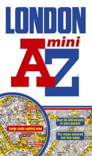 9781843483472: London Mini Street Atlas